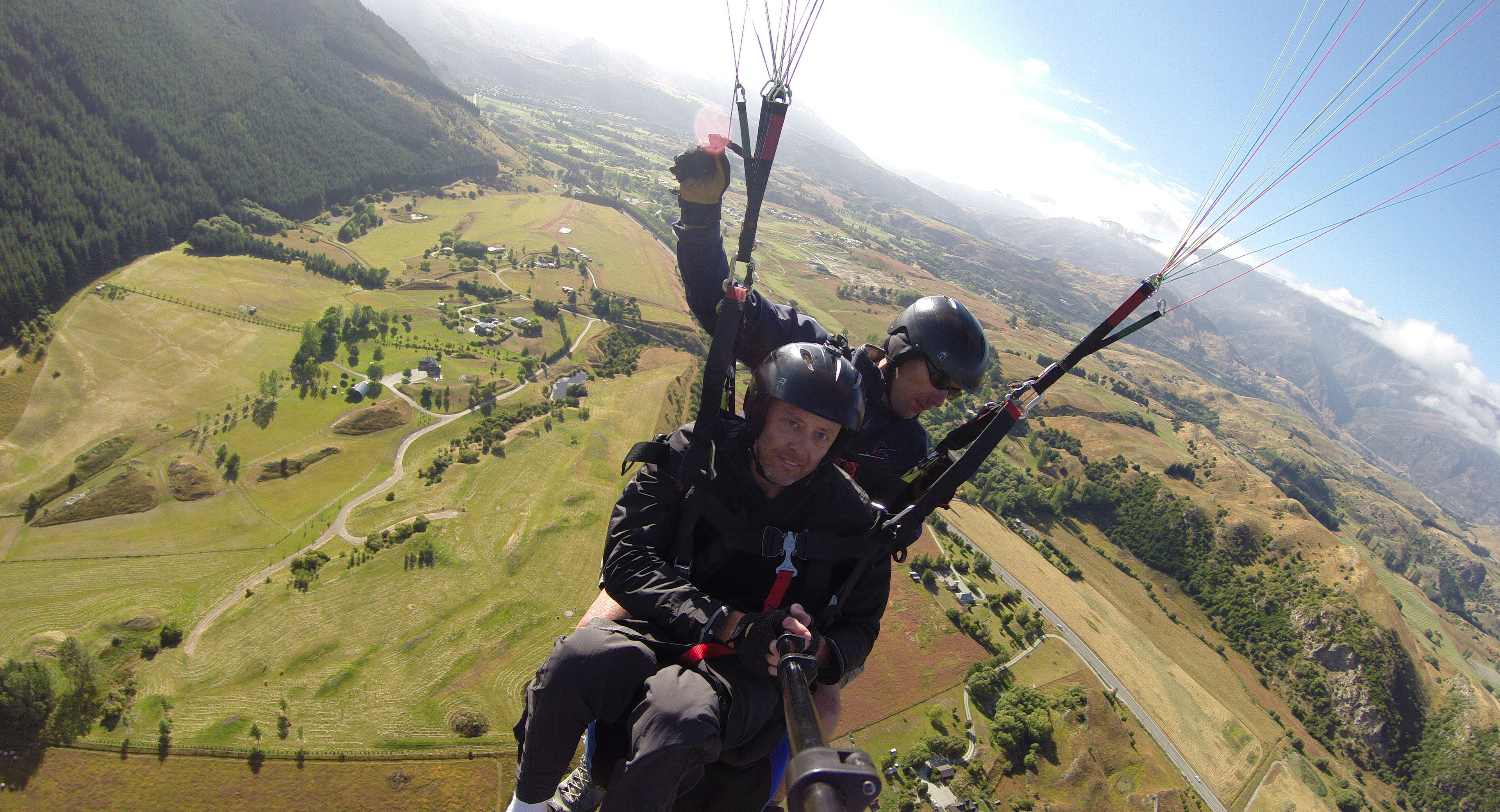 SkyTrek Paragliding   offtheaccessiblepath com