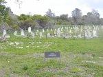 Leper graveyard